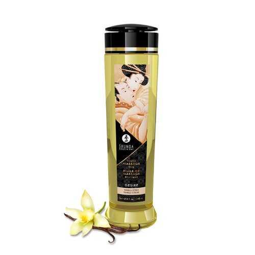Massage Oils - Desire - 8 Fl. Oz.
