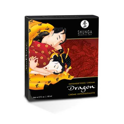 Intensifying Cream - Dragon - 2 Fl. Oz.  / 60 ml