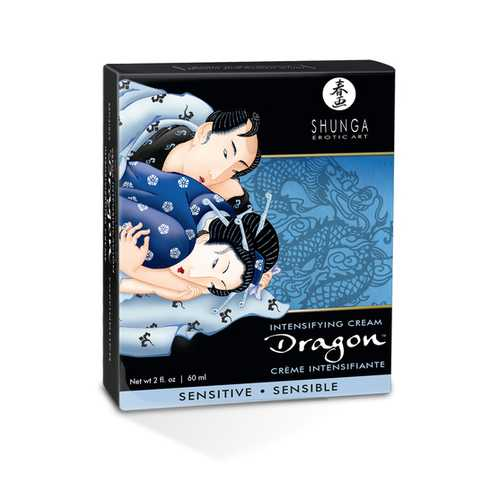 Intensifying Cream - Dragon - Sensitive - 2 Fl.  Oz. / 60 ml