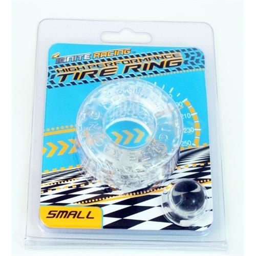 High Performance Tire Ring - Small - Clear