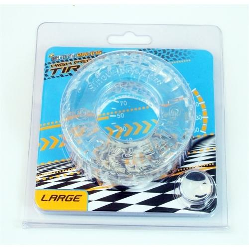 High Performance Tire Ring - Large - Clear