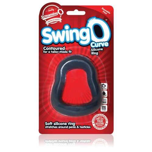 Swingo Curve - Each - Grey