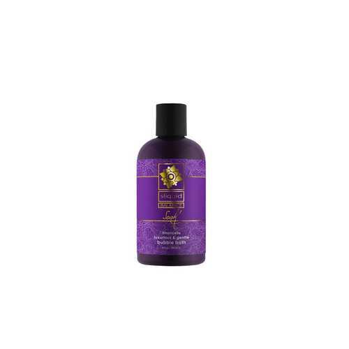 Sliquid Soak  Luxurious and Gentle Bubble Bath  Limoncello 8.5 Oz