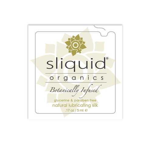 Organics Silk P.O.P. - .17 Fl. Oz. - 60 Count  Display
