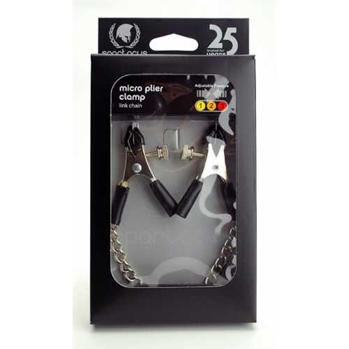 Adjustable Micro Plier Clamps - Link Chain