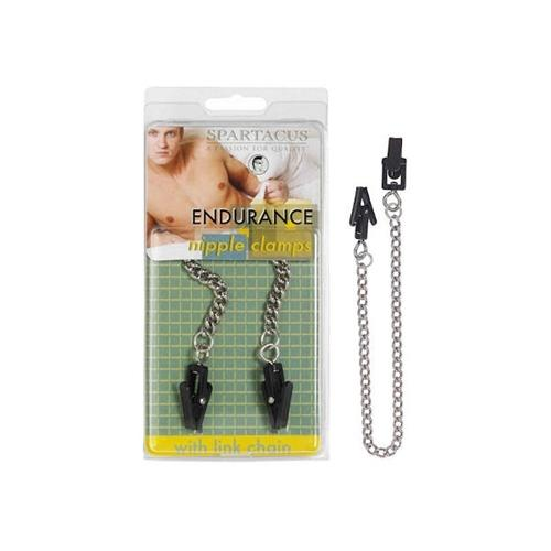 Endurance Plastic Grabber Clamps - Link Chain