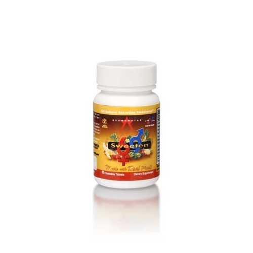 Sweeten 69 Secretion Sweetener - 15 Tablet Bottle