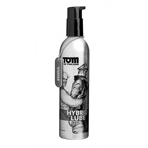 Tom of Fin Hybrid Lube 8 Oz