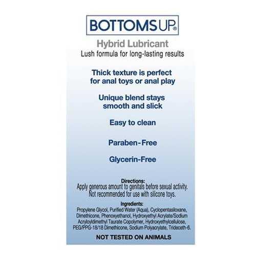 Bottoms Up Hybrid Lube - 8.6 Fl. Oz.