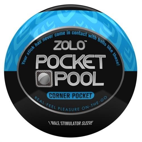 Pocket Pool Corner Pocket