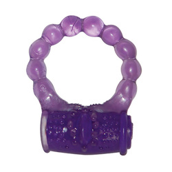 Reusable Cock Ring - Purple