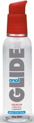 Anal Glide Silicone Lubricant 2 Oz Pump Bottle