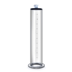 Performance - 12 Inch X 2 Inch Penis Pump Cylinder  Clear