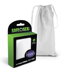 Safe Sex - Antibacterial Toy Bag - Medium - Each