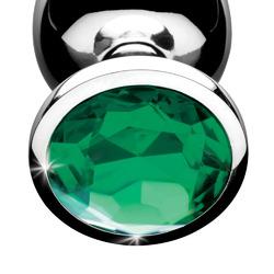 Emerald Gem Anal Plug Set