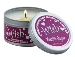 Pheromone  Candle Wish - 4 Oz.