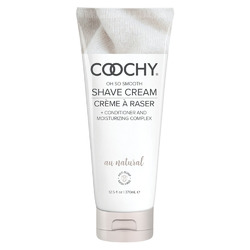 Coochy  Shave Cream Au Natural 12.5 Fl. Oz.