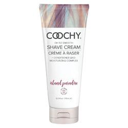 Coochy  Shave Cream Island Paradise 12.5 Fl. Oz.