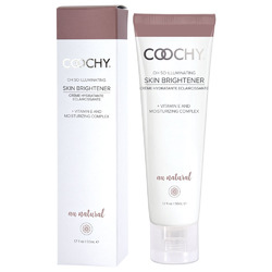 Coochy Oh So Illuminating Skin Brightener 1.7 Fl Oz. Au Natural