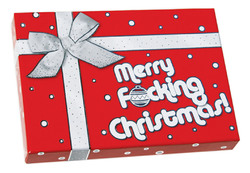 Merry Fucking Christmas Candy Gift Box 3.6oz