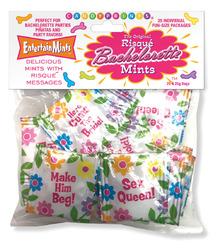 Risque Bacherlorette Mints - 25 Individual Fun Size Packages