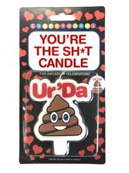 uR'da Sh*T Candle