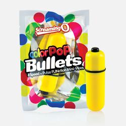 Colorpop Bullet - Each - Yellow