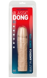 """Classic 8"""" Dong - White"""