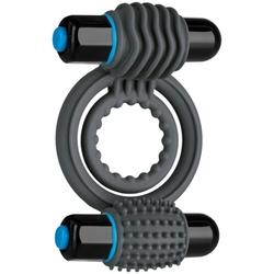 Optimale Vibrating Double C Ring - Slate