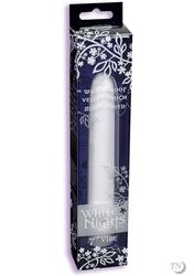 White Nights 7 Inch Vibe - White