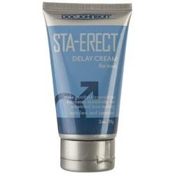 Sta-Erect Delay Cream for Men - 2 Oz. - Bulk