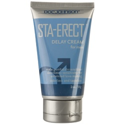 Sta-Erect Delay Cream for Men - 2 Oz. - Boxed
