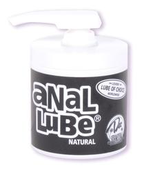Anal Lube Natural 4.5 Oz Bulk