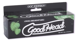 Good Head - Oral Delight Gel 4 Oz - Mint