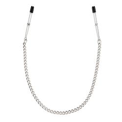 Adjustable Tweezer Nipple Clips With Chain