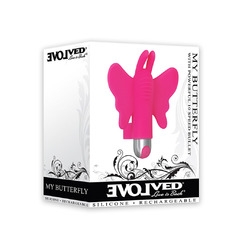 My Butterfly - Pink