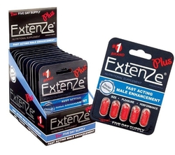 Extense Plus 5 Day Supply - 12 Piece Display