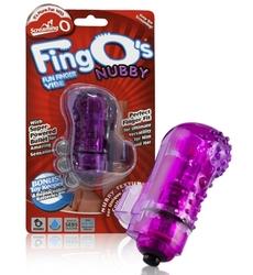 The Fingo's - Each - Nubby Purple