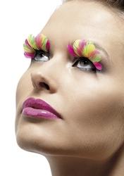 Multi-Colored  Eyelashes
