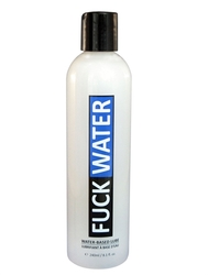 Fuck Water Water-Based Lubricant - 8 Fl. Oz.