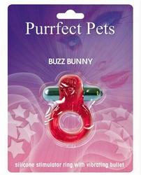 Purrfect Pet Buzz Bunny - Magenta