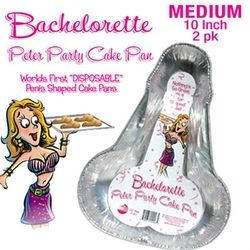 Peter Party Cake Pan 2 Pack - Medium