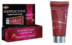 Nipplicious - 1. Fl. Oz. - Strawberry Cupcake - Boxed