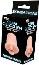 Skinsations Cum Guzzler - Mouth & Tongue Oral Stroker