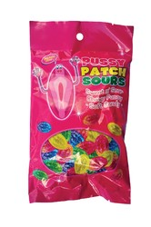 Pussy Patch Sours - 12 Piece Display