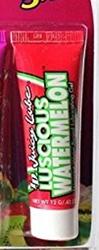 Juicy Lube 72 Piece Bag - 12 ml Tubes - Luscious Watermelon - Bulk