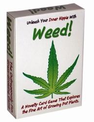 Weed! - Card Game