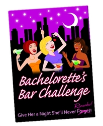 Bachelorette's Bar Challenge - Card Game