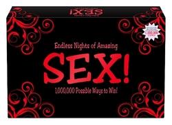 Sex! - Board Game