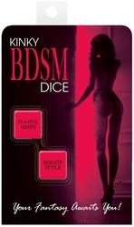 Kinky BDSM Dice